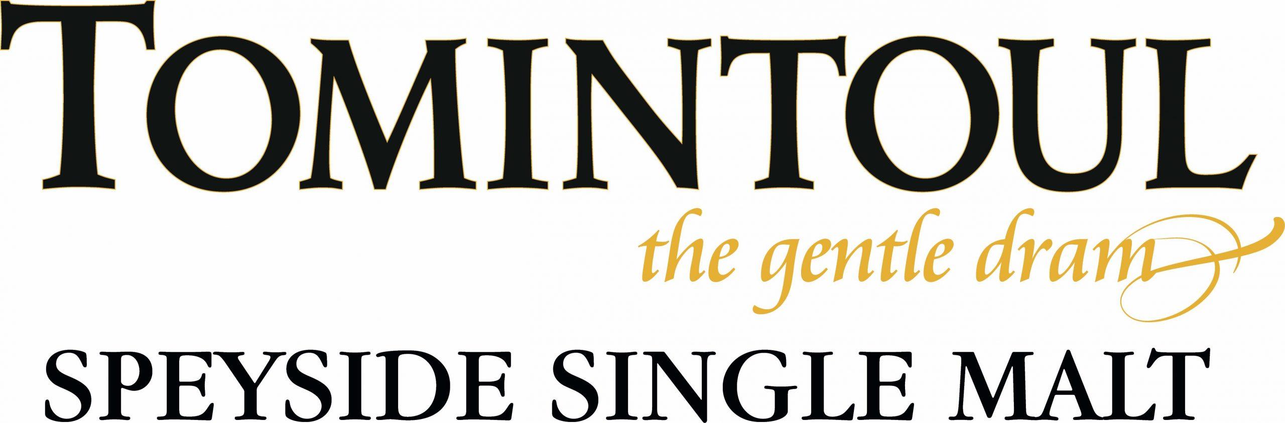 tomintoul whisky logo